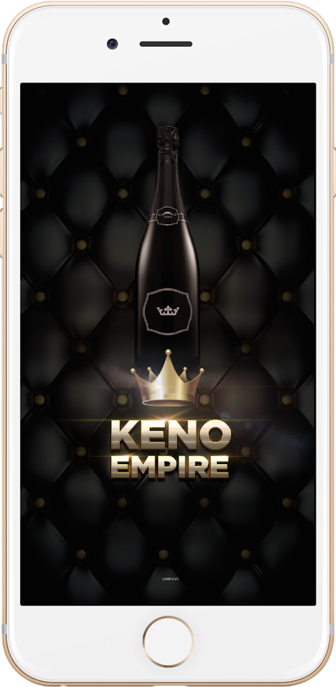 Empire Keno Mobile Free Casino Game - IOS / Android Version